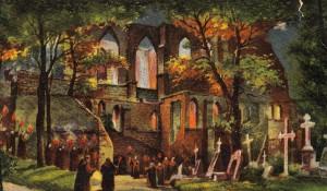 Moenche Bergfriedhof